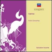サルヴァトーレ・アッカルド/Tartini: Violin Concertos [4825079]