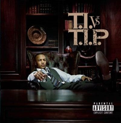 T.I. vs T.I.P. CD