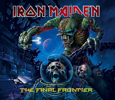 The Final Frontier (Remastered Edition) CD