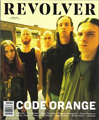 REVOLVER 2017年10月号 [01537]