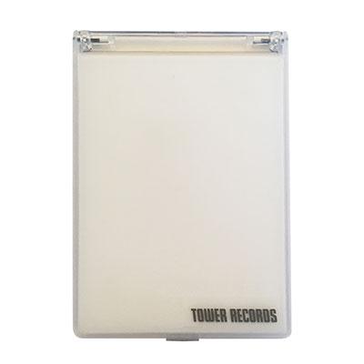 タワレコ 推し活ミラー(トレカ用) White[MD01-3976]