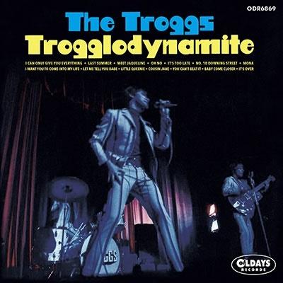 The Troggs/トログロダイナマイト[ODR6869]