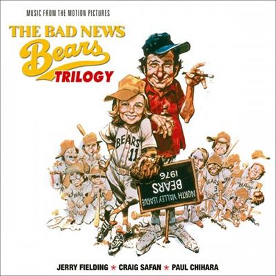 Jerry Fielding/The Bad News Bears Trilogy [QR259]