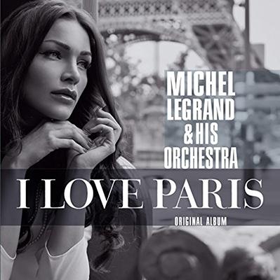 Michel Legrand/I Love Paris[FOS2205015]