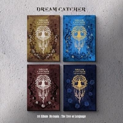 Dystopia: The Tree Of Language: Dreamcatcher Vol.1 (ランダムバージョン) CD