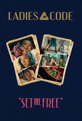 Ladies' Code/CODE#03 SET ME FREE: 3rd Mini Album[BGCD0110]