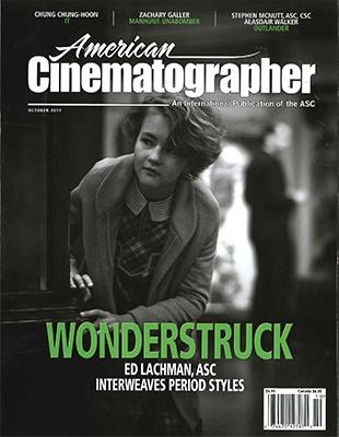 AMERICAN CINEMATOGRAPHER 2017年10月号 [12797]