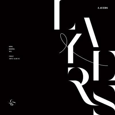 Layers: 1st Mini Album (BLACK Ver.) CD