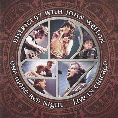John Wetton/ワン・モア・レッド・ナイト: ライヴ・イン・シカゴ (ジョン・ウェットン、キング・クリムゾンを歌う)[MAR203316]