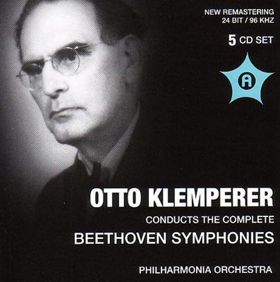 オットー・クレンペラー/Otto Klemperer Conducts the Complete Beethoven Symphonies[ANDRCD9079]