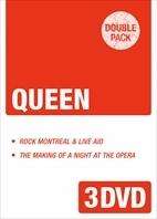 ライヴ・イン・モントリオール 1981&ライヴ・エイド 1985【30周年記念エディション】+メイキング・オブ・オペラ座の夜<期間限定生産版>