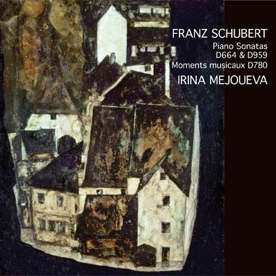 シューベルト: ピアノ作品集 Vol.3 - 2つのスケルツォ D.593, ピアノ・ソナタ第13番 D.664, 他 CD