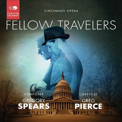 グレゴリー・スピアーズ: 歌劇《Fellow Travelers 同伴者》