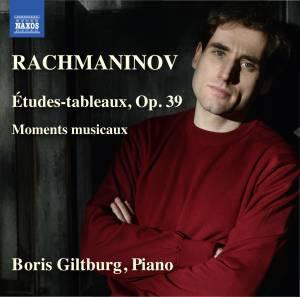 ボリス・ギルトブルグ/Rachmaninov: Etudes-Tableaux Op.39, Moments Musicaux Op.16[8573469]