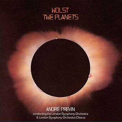 アンドレ・プレヴィン/ホルスト: 惑星、ブリテン: 歌劇「ピーター・グライムズ」より4つの海の間奏曲、パッサカリア<タワーレコード限定>[TDSA-105]
