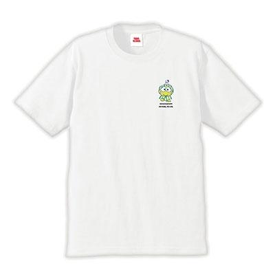 はぴだんぶい × TOWER RECORDS T-shirts ホワイト けろけろけろっぴ Mサイズ Apparel