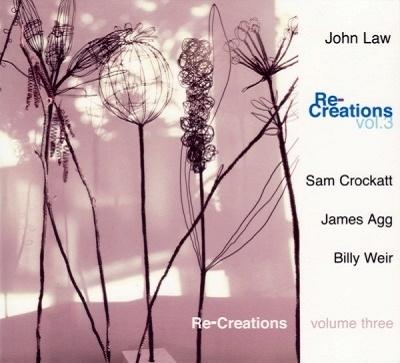 John Law/Re-Creations Vol.3[33JAZZ279]