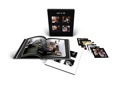 Let It Be Special Edition (Super Deluxe) [5CD+Blu-ray Audio] CD