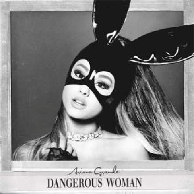 Ariana Grande/Dangerous Woman (International Standard)[4787109]