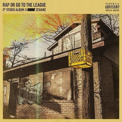 Rap Or Go To The League CD