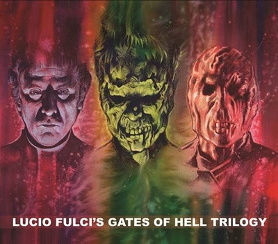 Lucio Fulci's Gates Of Hell Trilogy CD