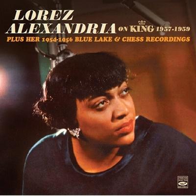 Lorez Alexandria/On King 1957-1959 Plus Her 1954-1956 Blue Lake &Chess Recordings[FSRCD9792]