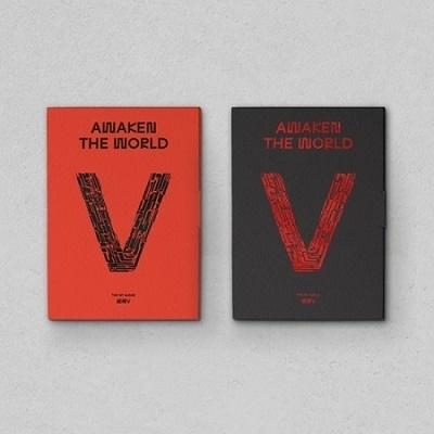 Awaken The World: WayV Vol. 1 (ランダムバージョン) CD