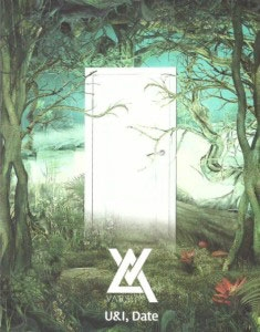 U&I, Date: 1st Mini Album CD