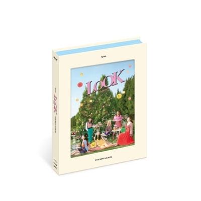 Look: 9th Mini Album (YOS Ver.) CD