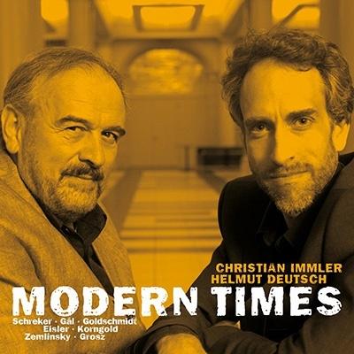 Modern Times - F.Schreker, H.Gal, B.Goldschmidt, etc