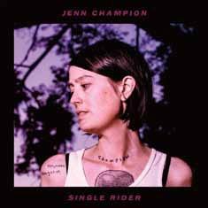 Jenn Champion/SINGLE RIDER[HAR-104CDJ]