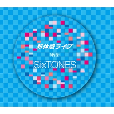 新体感ライブ With SixTONES Accessories