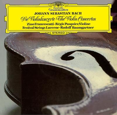 ジノ・フランチェスカッティ/J.S.バッハ: ヴァイオリン協奏曲集 [PROC-1707]