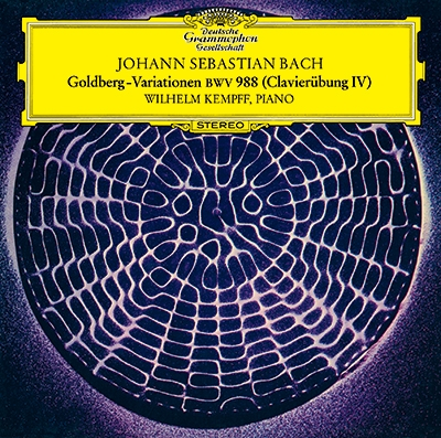ヴィルヘルム・ケンプ/J.S.バッハ: ゴルトベルク変奏曲, 他<タワーレコード限定>[PROC-1744]
