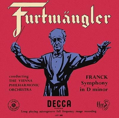 ヴィルヘルム・フルトヴェングラー/フランク: 交響曲; ブラームス: 交響曲第2番<タワーレコード限定>[PROC-1961]