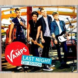 The Vamps/Last Night[3776789]