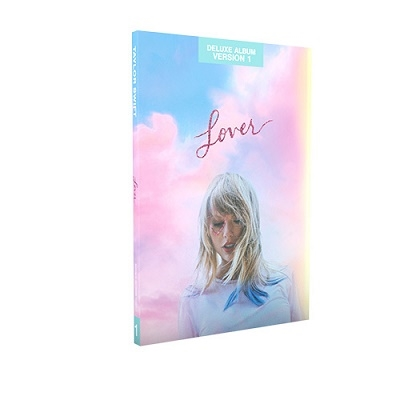 Lover Deluxe CD Boxset