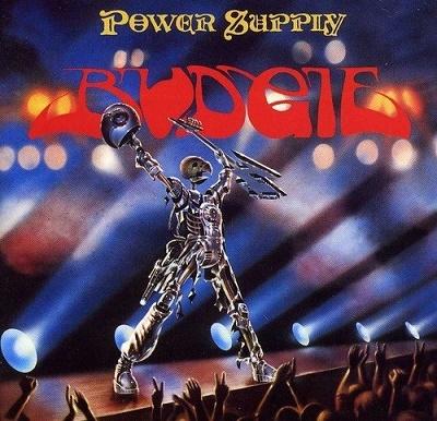 Budgie/Power Supply<限定盤>[NP9]