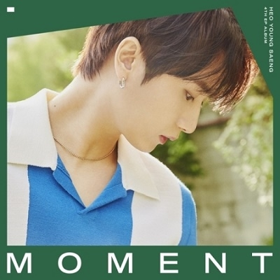 Heo Young-Saeng/Moment: 4th Mini Album[S91119C]