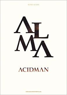ACIDMAN/ACIDMAN / ALMA バンド・スコア[9784401355792]