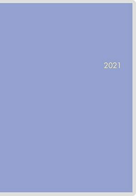 高橋書店 手帳は高橋 ミアクレール(R) 4 月曜始まり [ライトパンジー] 手帳 2021年 B6判 マンスリー クリアカバー パープル No.509 (2021年版1月始まり)[9784471803292]