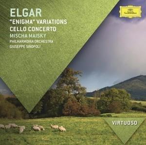 ジュゼッペ・シノーポリ/Elgar: Cello Concerto Op.85, Enigma Variations Op.36, Pomp and Cirumstance Marches No.1, No.4[4783619]
