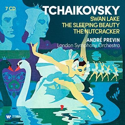 チャイコフスキー: 《白鳥の湖》、《くるみ割り人形》、《眠りの森の美女》(2011&2016年リマスター)<限定 CD