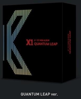飛翔: Quantum Leap: 1st Mini Album (QUANTUM LEAP Ver.) [KIT Album] Accessories