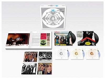 The Kinks/Lola Versus Powerman and The Moneygoround, Part One (Deluxe Box Set) [3CD+7inch x2+BOOK]<限定盤>[5053860019]