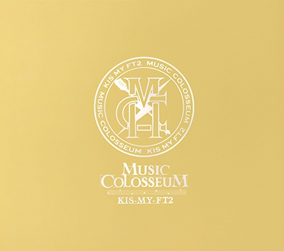 MUSIC COLOSSEUM (A) [CD+DVD]<初回生産限定盤> CD