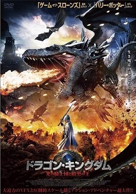 ドラゴン・キングダム 光の騎士団と暗黒の王 DVD