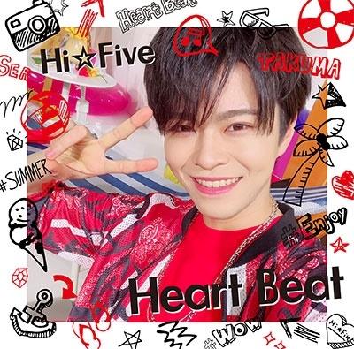 Hi☆Five/Heart Beat<林拓磨盤>[CUCL-709]