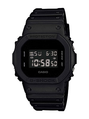 G-SHOCK DW-5600BB-1JF Accessories