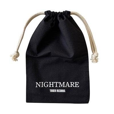 NIGHTMARE (J-Pop)/NIGHTMARE × TOWER RECORDS 巾着[MD01-5886]